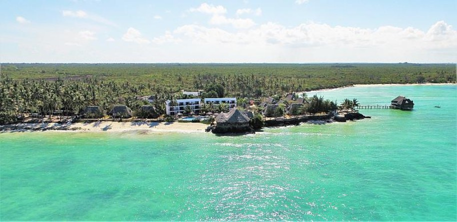 Bungalovy Reef & Beach Resort Sk (fotografie 2)