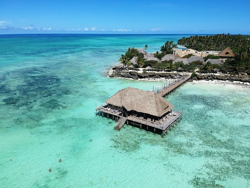 Bungalovy Reef & Beach Resort Sk (fotografie 4)