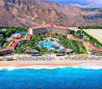 Hotelový komplex Fujairah Rotana
