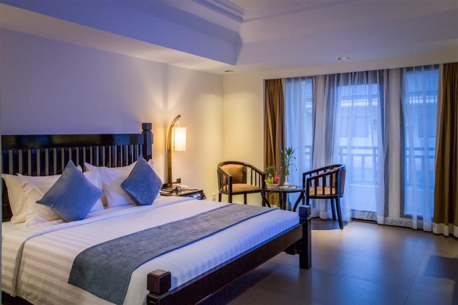 Treasure Oasis Hotel Siem Reap (fotografie 3)