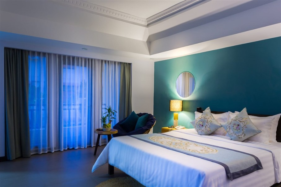 Treasure Oasis Hotel Siem Reap (fotografie 4)