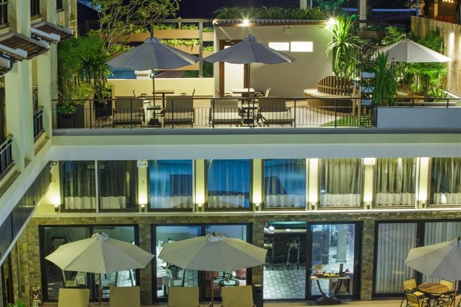 Treasure Oasis Hotel Siem Reap (fotografie 8)