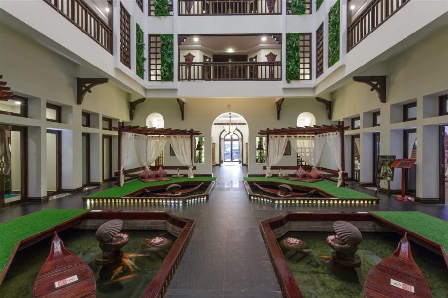 Treasure Oasis Hotel Siem Reap (fotografie 9)