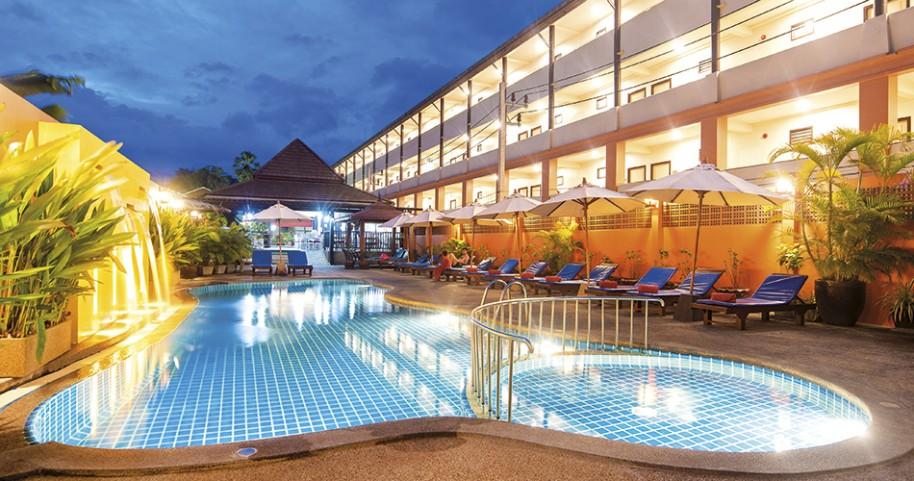 Hotel Kata Silver Sand (fotografie 1)