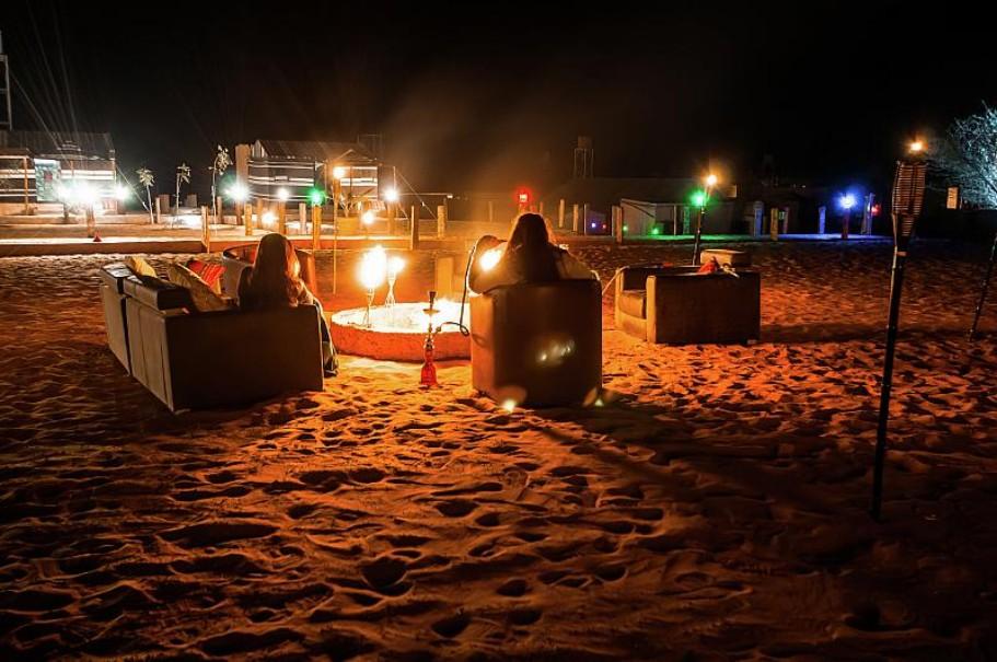 Chaty Sama Al Wasil Desert Camp (fotografie 15)