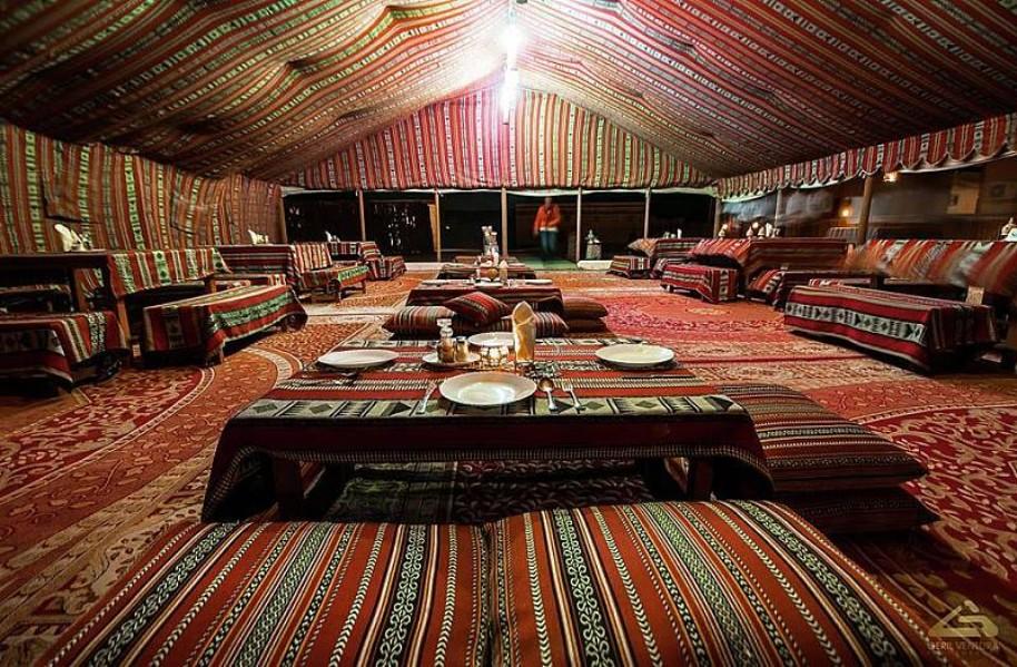 Chaty Sama Al Wasil Desert Camp (fotografie 14)