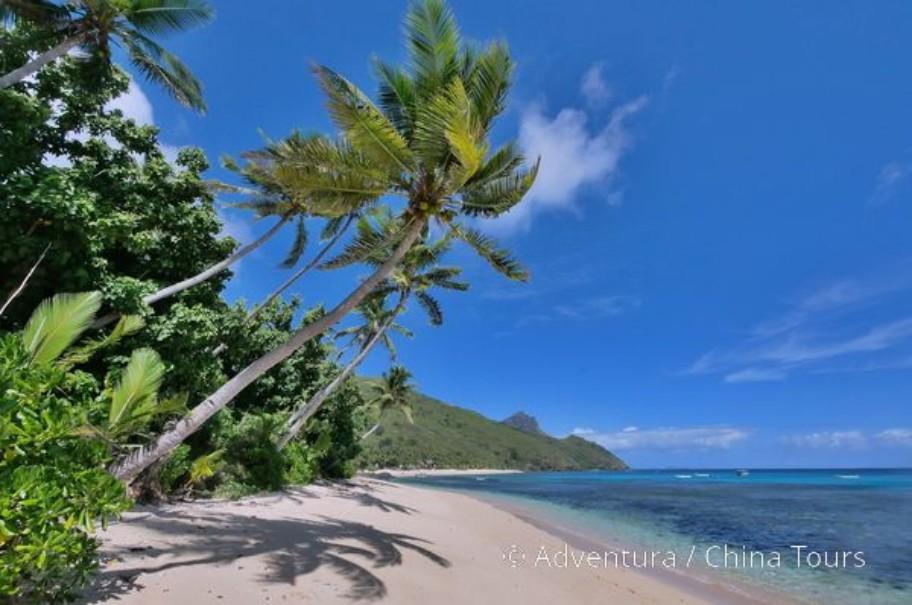 Treking v jižním Pacifiku – Fidži a Vanuatu 2020 (fotografie 1)