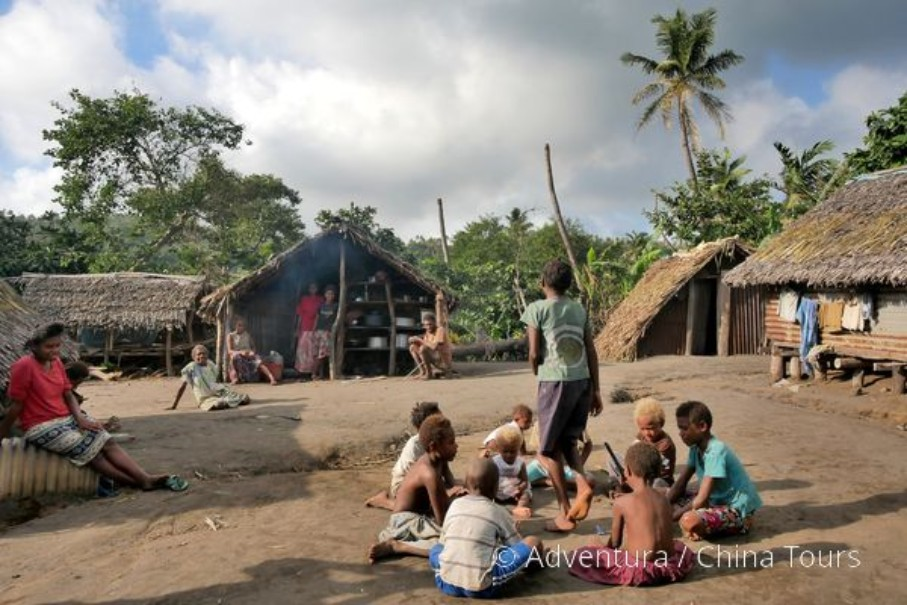 Treking v jižním Pacifiku – Fidži a Vanuatu 2020 (fotografie 15)