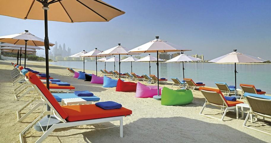 Hotel Aloft Palm Jumeirah (fotografie 6)