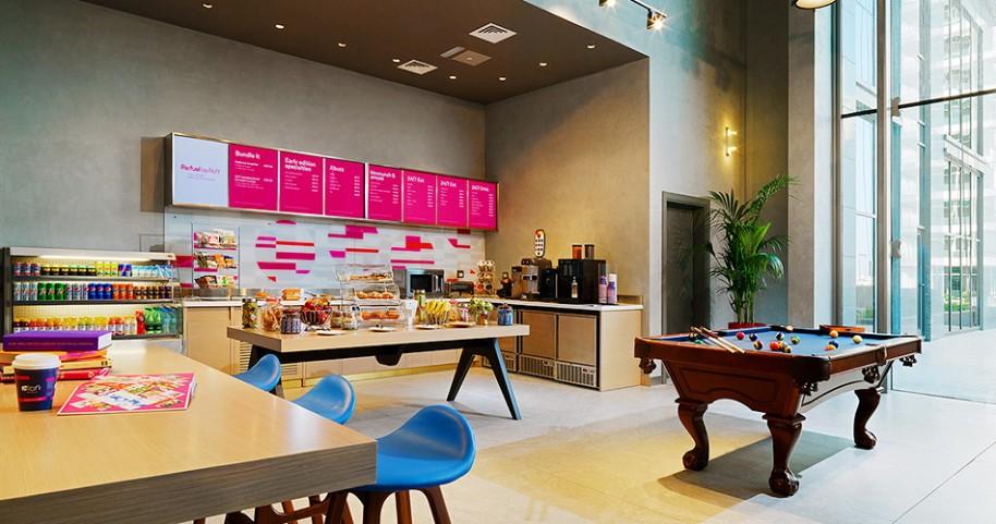 Hotel Aloft Palm Jumeirah (fotografie 7)