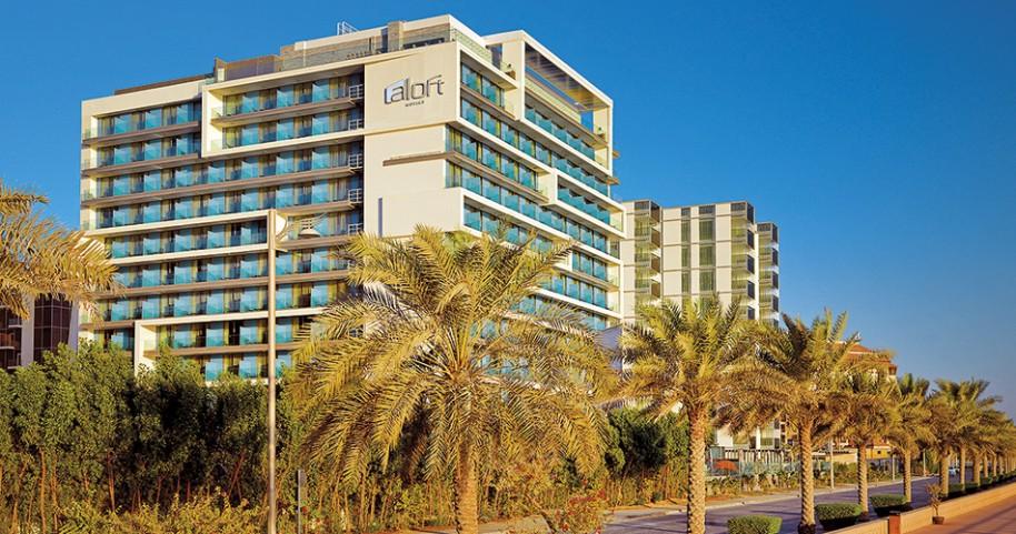 Hotel Aloft Palm Jumeirah (fotografie 8)