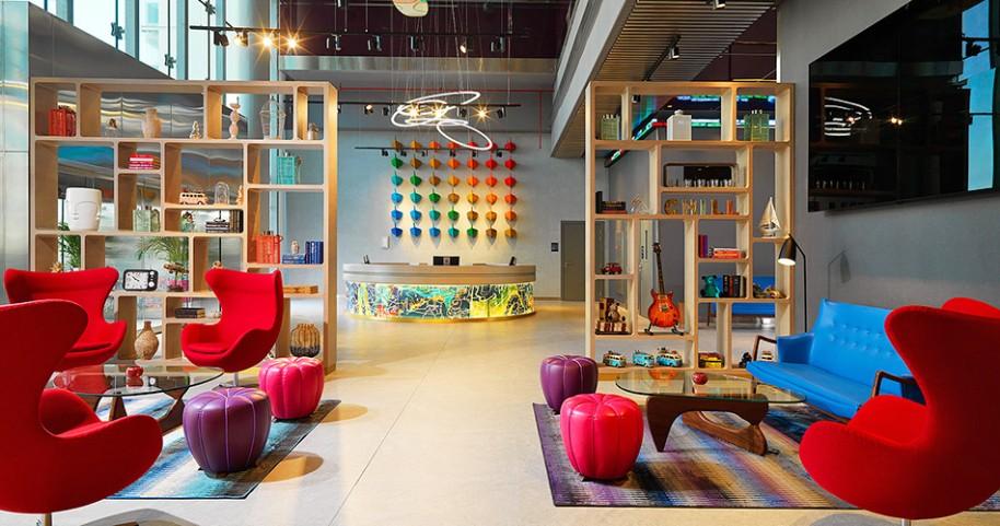 Hotel Aloft Palm Jumeirah (fotografie 10)