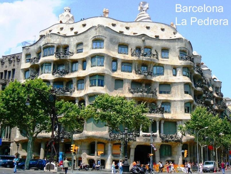 Barcelona – Gaudího Sagrada Familia, Parc Guell, La Pedrera – Casa Milá, památky Unesco (fotografie 11)