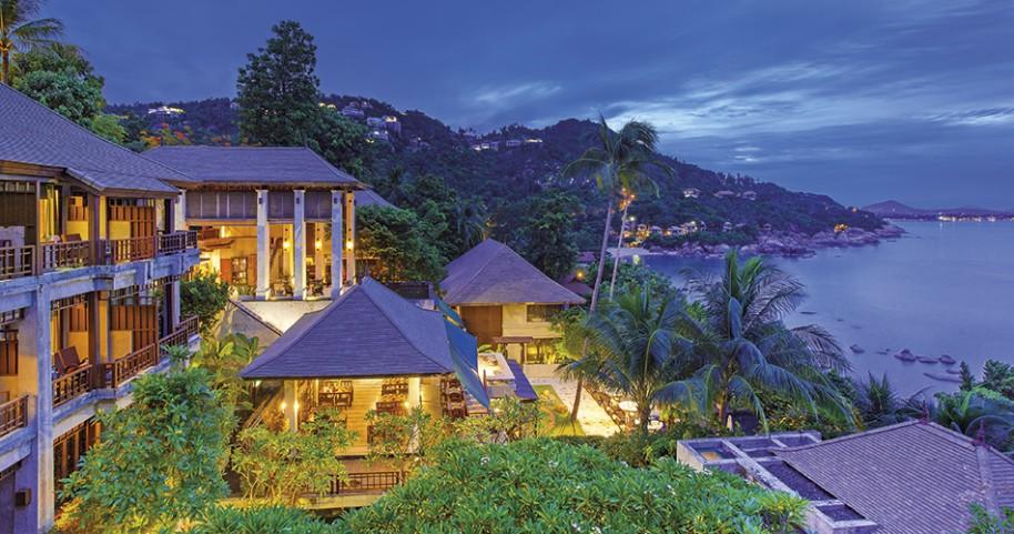 Hotel The Kala Samui (fotografie 1)
