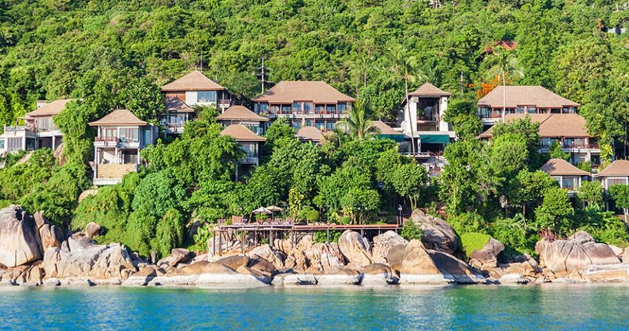 Hotel The Kala Samui (fotografie 9)
