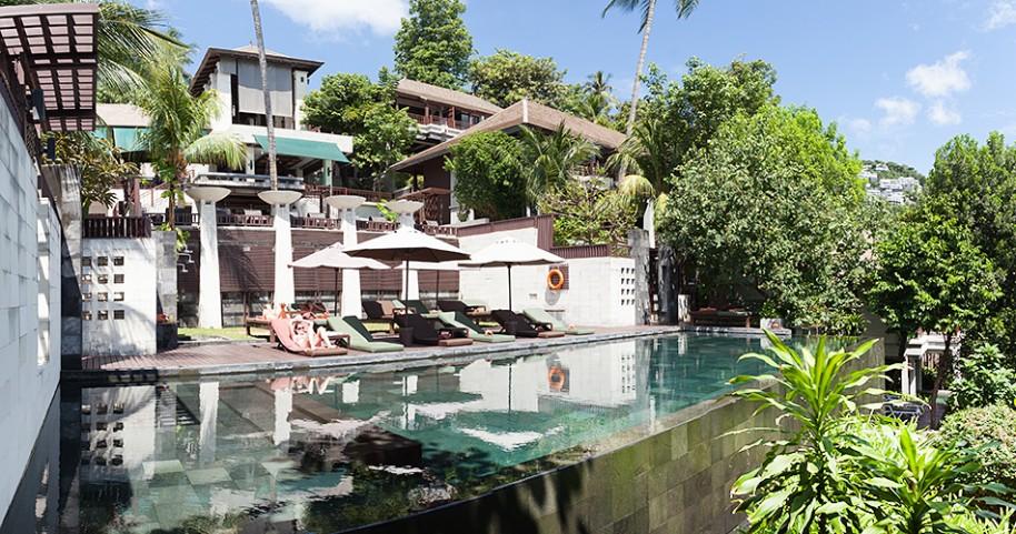 Hotel The Kala Samui (fotografie 12)