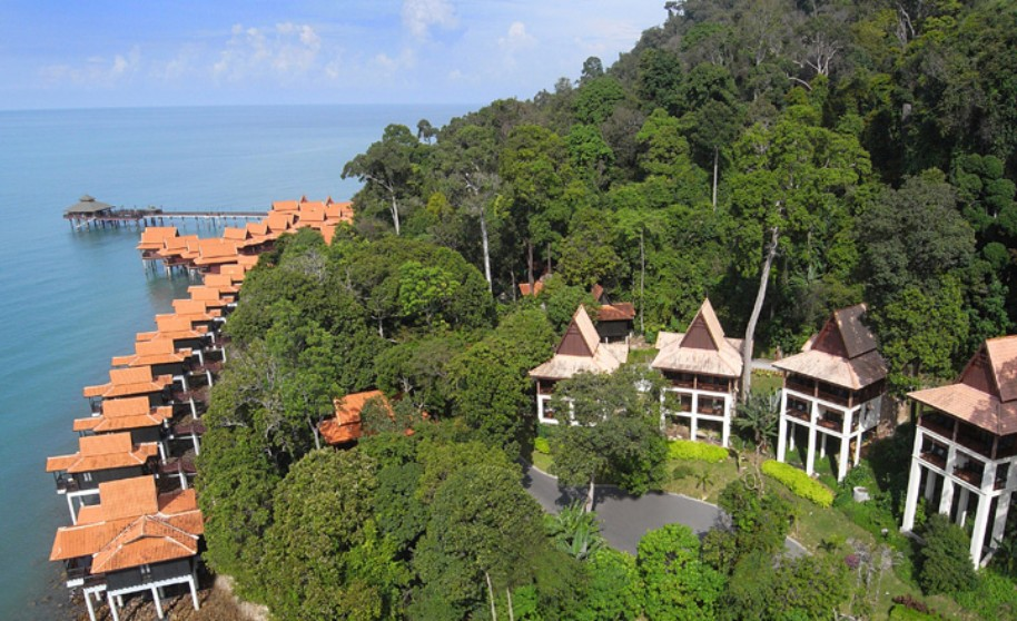 Hotel Berjaya Langkawi Beach Resort (fotografie 3)