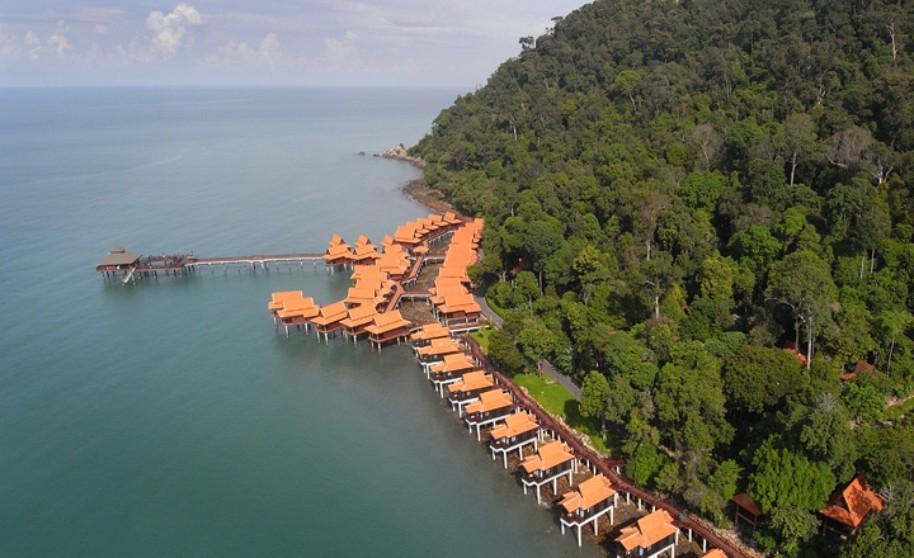 Hotel Berjaya Langkawi Beach Resort (fotografie 1)