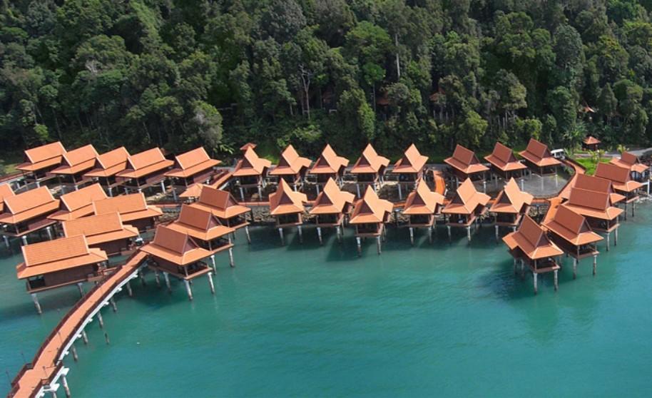 Hotel Berjaya Langkawi Beach Resort (fotografie 14)