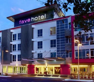 Fave Hotel Cenang Beach (hlavní fotografie)