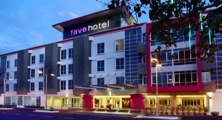 Fave Hotel Cenang Beach (fotografie 1)