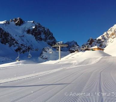 Kazachstán – lyžování na Ťan-Šanu