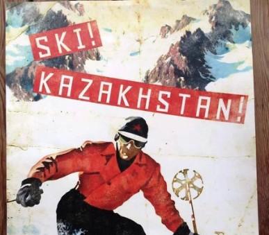 Lyžování v Kazachstánu