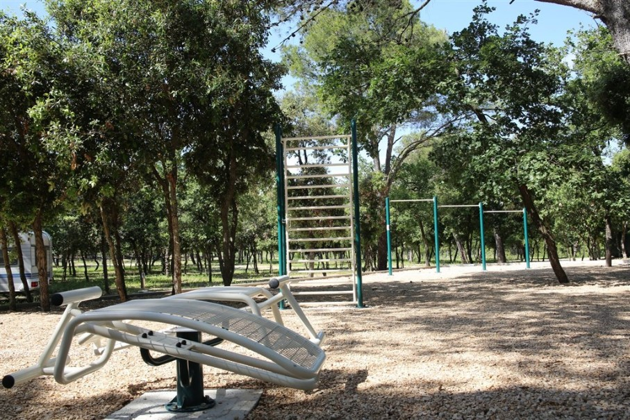 Mobilehome Camping Park Soline (fotografie 5)