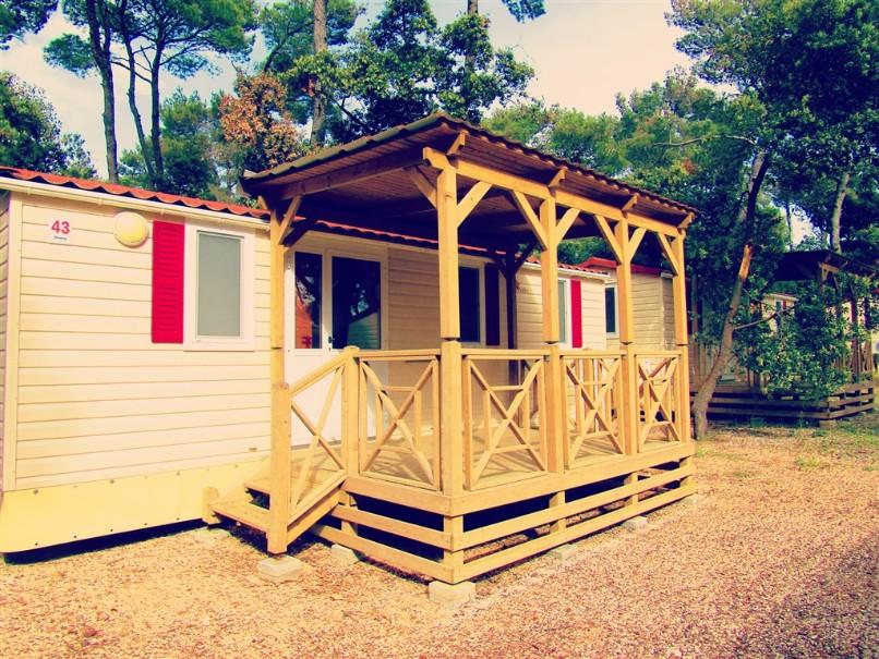 Mobilehome Camping Park Soline (fotografie 15)