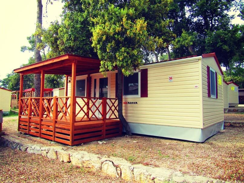 Mobilehome Camping Park Soline (fotografie 18)