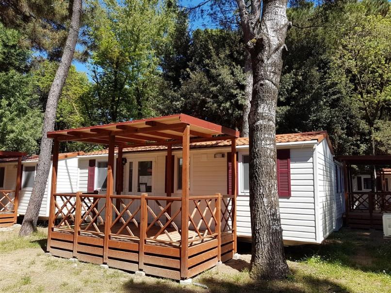 Mobilehome Mare E Pineta International Camping (fotografie 4)