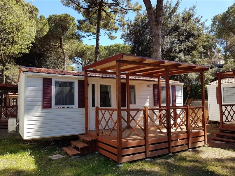 Mobilehome Mare E Pineta International Camping (fotografie 5)