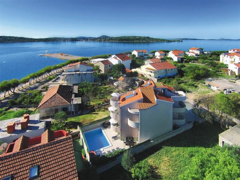 Vila Aquarius (fotografie 1)