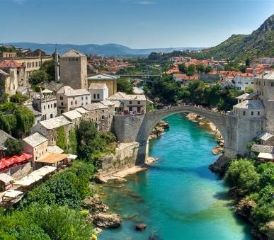Kouzlo Balkánského Orientu – Bosna a Hercegovina (hlavní fotografie)