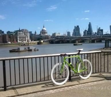 Londýn na kole