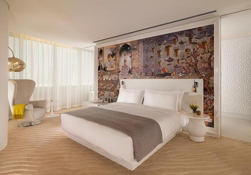Hotel Mondrian Doha (fotografie 16)