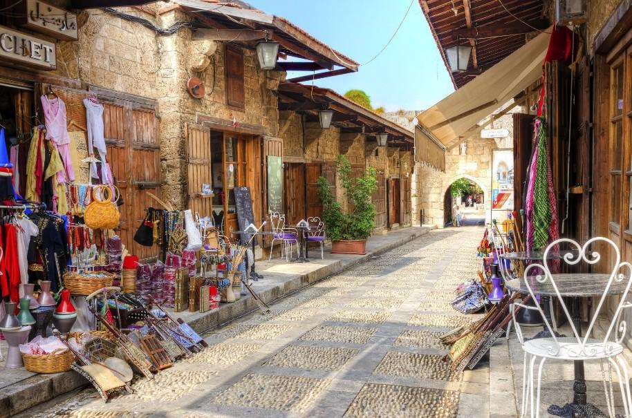 Libanon – Pokladnice bájných říší (fotografie 12)