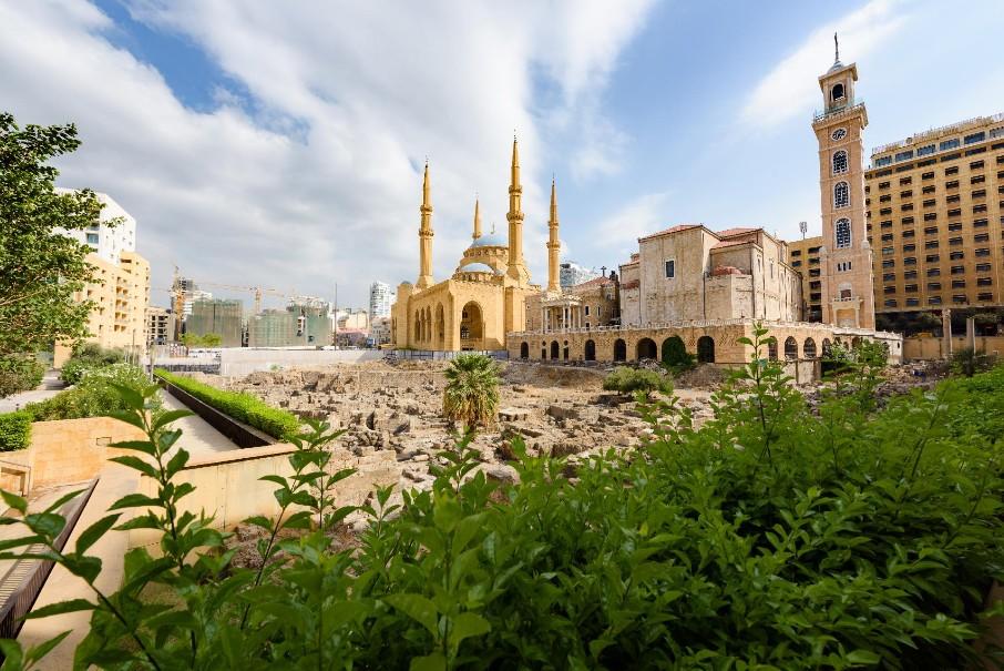 Libanon – Pokladnice bájných říší (fotografie 21)