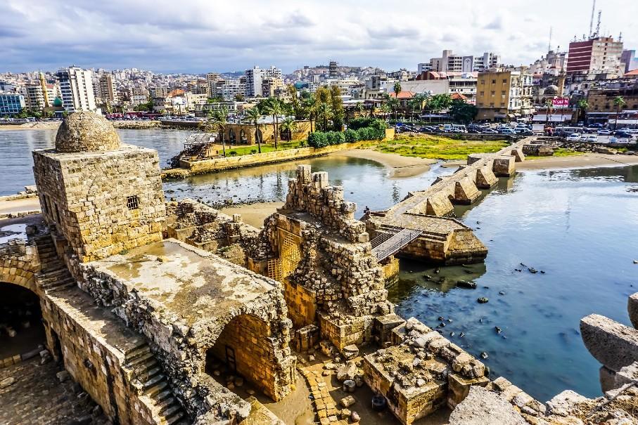 Libanon – Pokladnice bájných říší (fotografie 23)