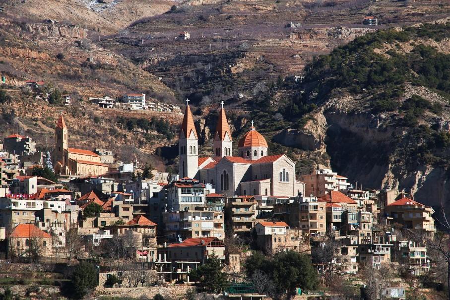 Libanon – Pokladnice bájných říší (fotografie 28)