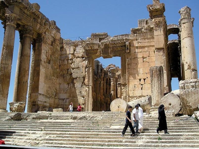 Libanon – Pokladnice bájných říší (fotografie 10)