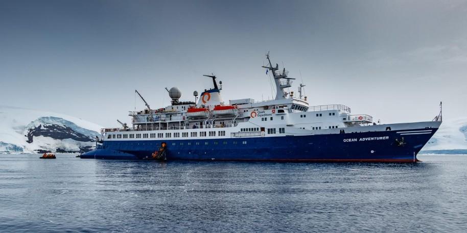 Výprava na Antarktidu: Objevování sedmého kontinentu na lodi Ocean Adventurer (fotografie 11)
