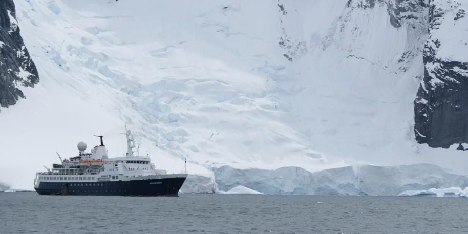 Výprava na Antarktidu: Objevování sedmého kontinentu na lodi Ocean Adventurer (fotografie 22)