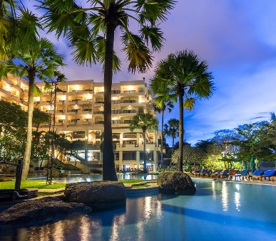 Hotel Garden Sea View Resort, Bangkok Palace Hotel