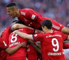 Bayern Mnichov - Olympiacos Pireus