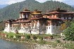 Bhútán na kole v pohodě (fotografie 15)
