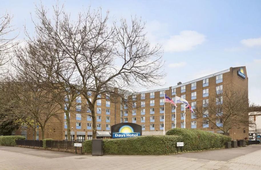 Days Waterloo Hotel (fotografie 15)