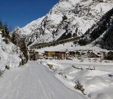 Penziony Pitztaler Gletscher