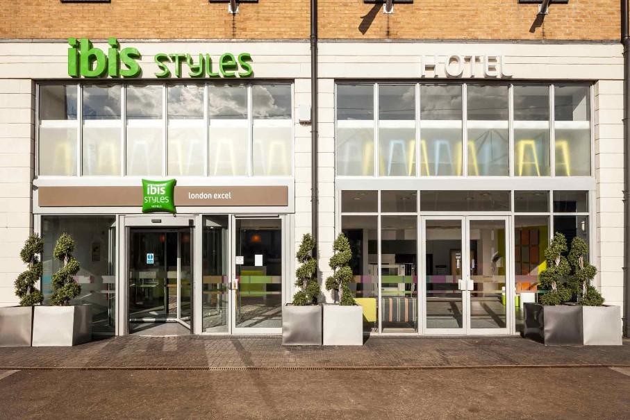Hotel Ibis Styles London Excel (fotografie 14)