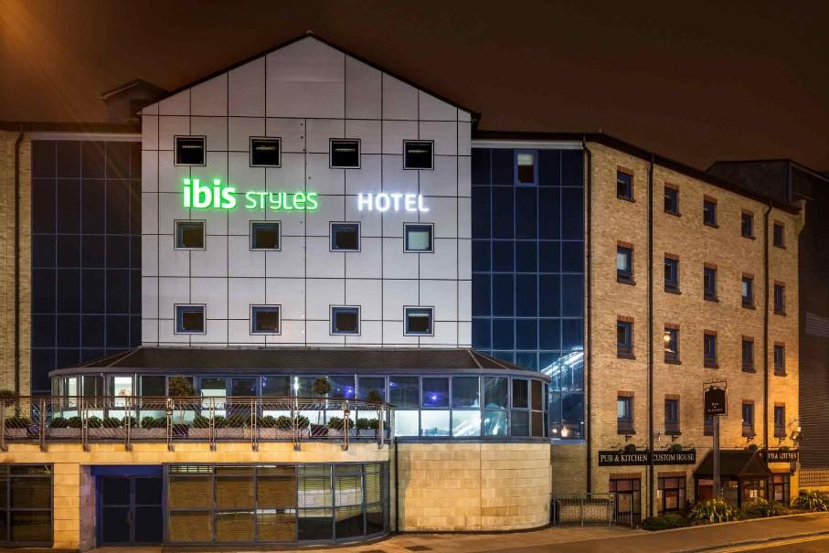 Hotel Ibis Styles London Excel (fotografie 15)